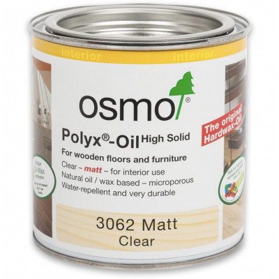 Osmo Finishing Products