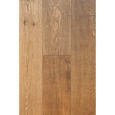 Boston Engineered Wood Flooring French Oak Hand-Scraped & Distressed Cognac Stained UV Oiled
