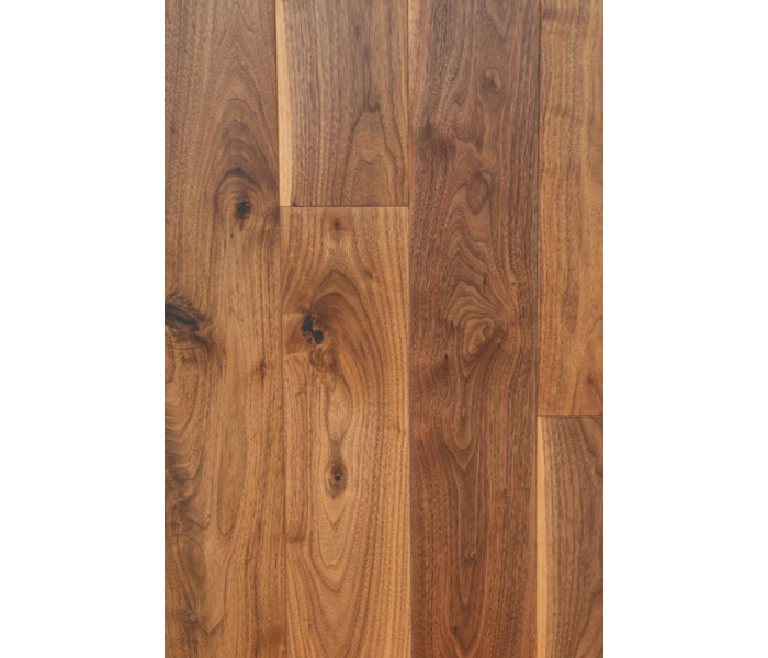 Boston Engineered Wood Flooring Character Walnut Lacquered