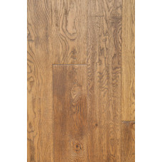 Boston Engineered Wood Flooring Character Oak Handscraped Cognac UV Oiled (Special)