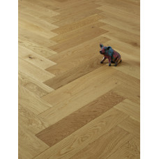 Boston Engineered Wood Flooring Herringbone Character French Oak Brushed & Oiled