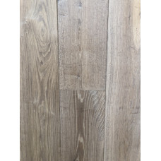 Engineered Wood Flooring Hand-Scraped & Distressed Smoked & White Oiled