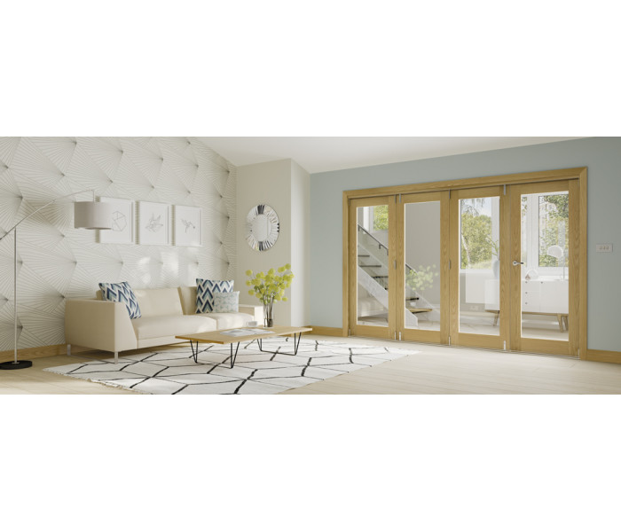 Internal Bi-Fold Door Systems