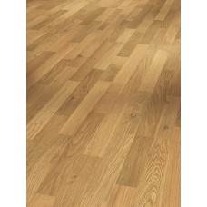 Parador Engineered Wood Flooring 3060 Rustic Oak Matt Lacquered 3-Strip