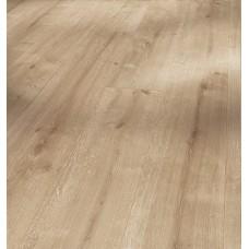 Parador Laminate Flooring Basic 400 4V Oak Sanded Matt Finish Tex Widepl Mircobev