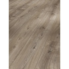 Parador Laminate Flooring Trendtime 6 4V Oak Valere Limed Dark Natural Texture