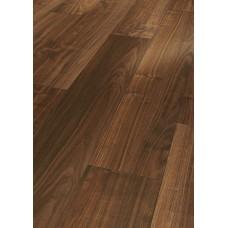 Parador Laminate Flooring Basic 200 4V Walnut  Matt Finish Texture