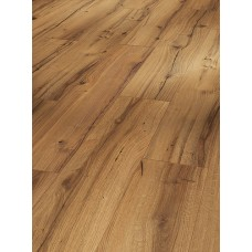 Parador Laminate Flooring Basic 400 4V Oak History Matt Finish Tex Widepl Mircobev