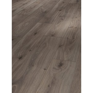 Parador Laminate Flooring Basic 400 4V Oak Smoked White Oiled Matt Finish Tex Widepl Mircobev