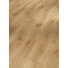 Parador Laminate Flooring Basic 400 4V Oak Horizont Natural Matt Finish Tex Widepl Mircobev