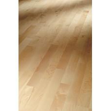 Parador Engineered Wood Flooring Basic 11-5 Natur Canad. Maple Matt Lacquer 3-Strip Shipsdeck