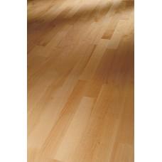 Parador Engineered Wood Flooring Basic 11-5 Natur Beech Matt Lacquer 3-Strip Shipsdeck
