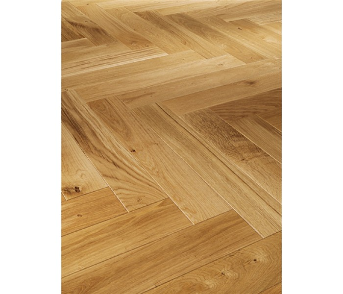 Parador Engineered Wood Flooring Trendtime 3 Living Oak Matt Lacquer