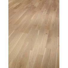 Parador Engineered Wood Flooring Basic 11-5 Rustikal Oak White Matt Lacquer 3-Strip Shipsdeck