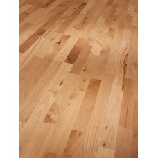 Parador Engineered Wood Flooring Eco Balance Living Beech Matt Lacquer 3-Strip Shipsdeck