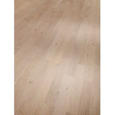 Parador Engineered Wood Flooring Eco Balance Living Brushed Oak Nat. Oil Plus White 3-Strip Shipsdeck