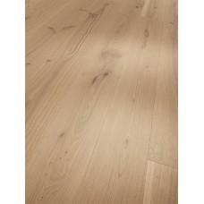 Parador Engineered Wood Flooring Basic 11-5 Rustikal Oak White Matt Lac. Wideplank Widepl Mircobev