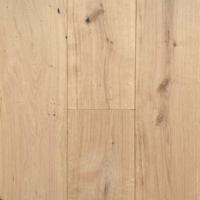 Solid French Oak Engineered Wood Flooring Invisible UV Matt Lacquer