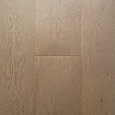 Solid Oak Engineered Wood Flooring Grey Lacquered