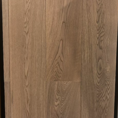 Solid Oak Engineered Wood Flooring Light Wash