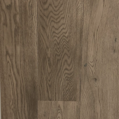 Solid Oak Engineered Wood Flooring Black Brushed Brown