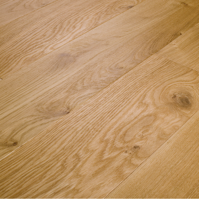 Solid Oak Engineered Wood Flooring UV Oiled