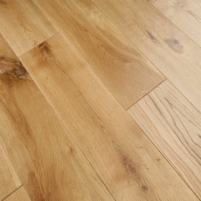 Solid Oak Double Sandwich Engineered Wood Flooring UV Oiled