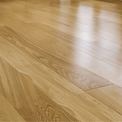 Solid Oak Engineered Wood Flooring UV Matt Lacquered