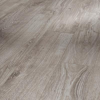 Parador Laminate Flooring Basic 200 4V Oak Lightgrey Matt Finish Texture