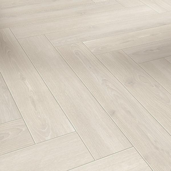Trendtime 3 4v Herringbone Oak Skyline, Textured Oak Laminate Flooring