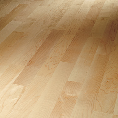 Parador Engineered Wood Flooring Basic 11-5 Natur Canad. Maple Matt Lacquer 3-Strip Shipsdeck